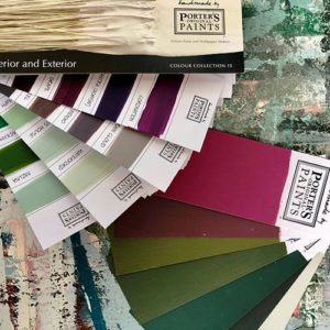 Porters Paints Fandeck | Custom Colour